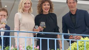Cannes: Most nagyon lehet irigykedni Nemes Jelesre