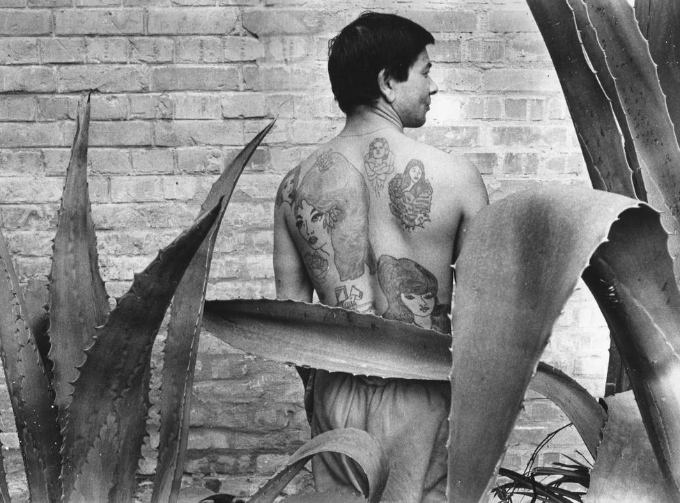 Börtönlakók 1984-87