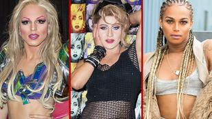 Beyoncé, Madonna és Britney egy buliban? Hát majdnem