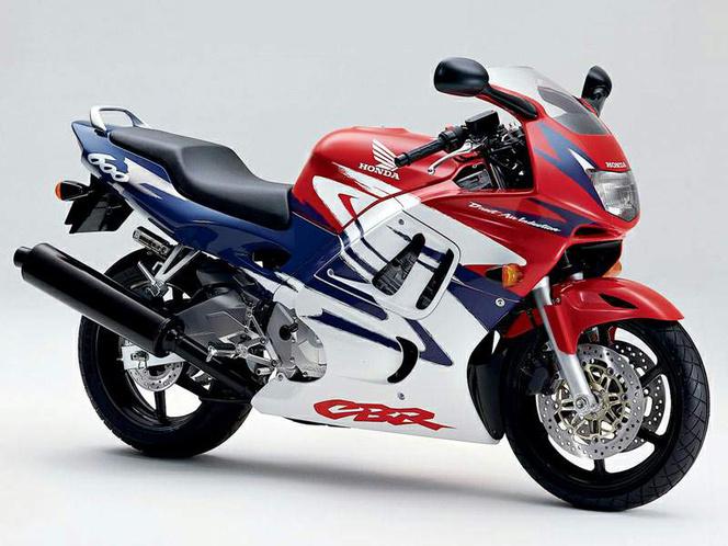 Honda CBR600F F3