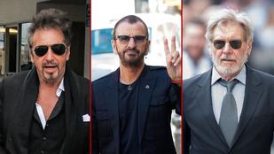Ringo Starr és a többiek: 70 felett, sármosan