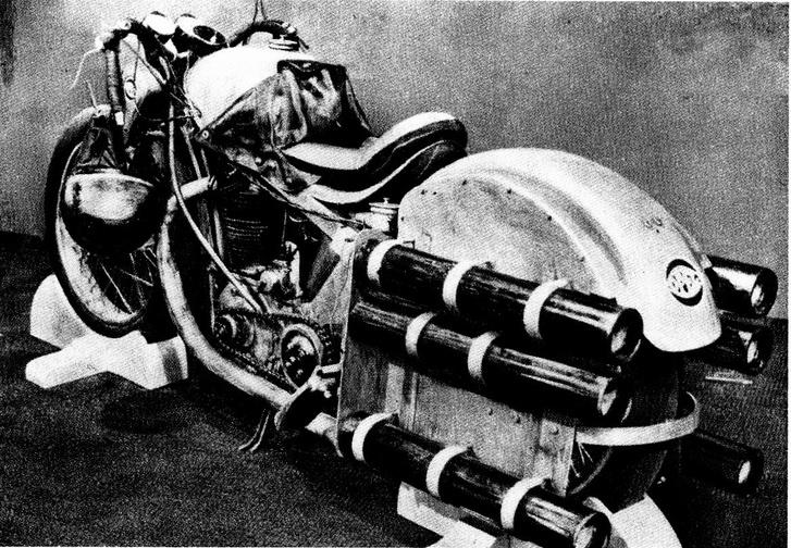 Rakéta-Motoclub anno