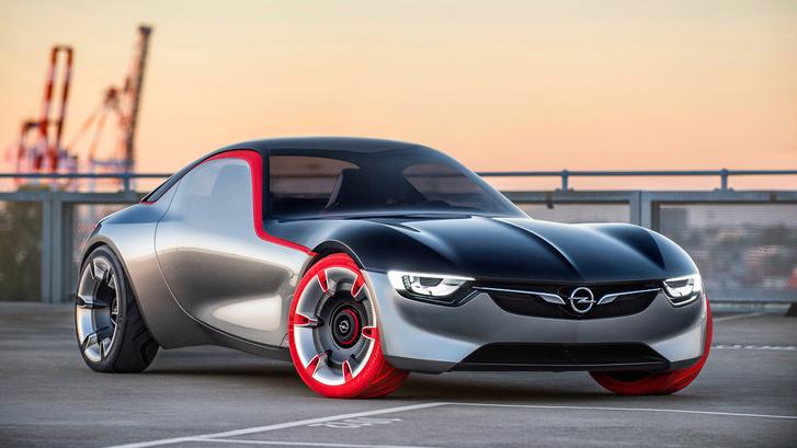 Opel GT Concept, 2016