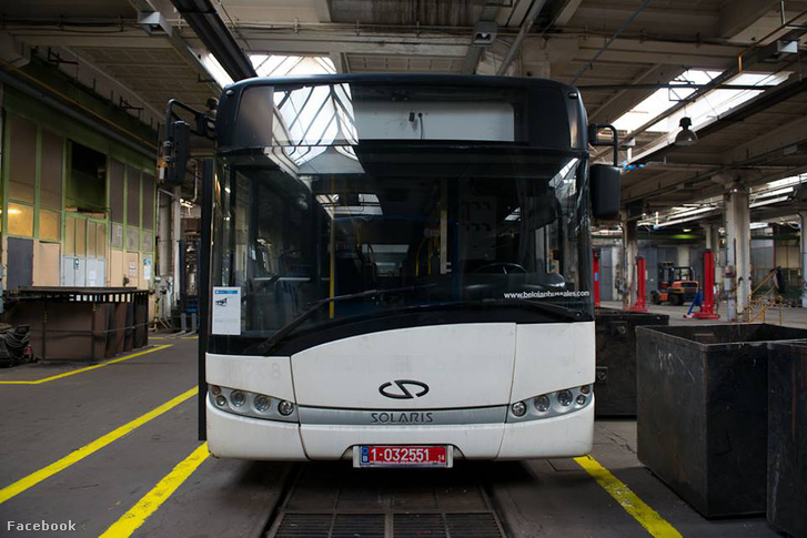 Solaris buszok - elhalasztott beszerzés