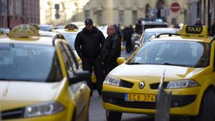 Júniusban bosszút állhat a taxis tüntetésekért