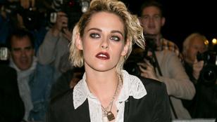 Ha Kristen Stewart így jönne velünk szembe az utcán, megijednénk