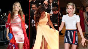Cannes-ban túl sok a szép nő