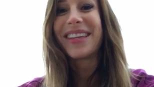 Vajna Tímea élőben jelentkezett be Cannes-ból