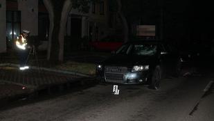 Audis gázolt halálra egy nőt Nyíregyházán