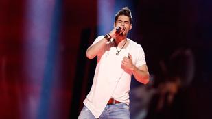 Eurovízió: Freddie csalódott, hogy nem nyert, de gratulált a győztesnek