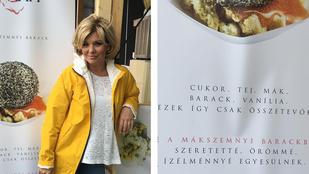 Liptai Claudia már a Gourmet fesztiválon cukrászkodik