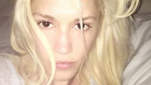 Gwen Stefani húsz évet letagadhat smink nélkül