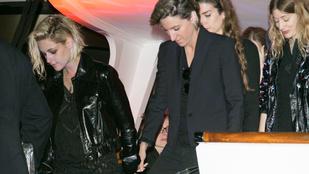 Kristen Stewart kézenfogva mászkál az exével Cannes-ban