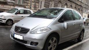 Autókat rongált a belvárosban az Ó utcai verekedő