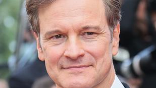 Colin Firth kedve jó, úgyhogy a miénk is