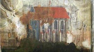 Ufók jelenlétére utaló festményt találtak Drakula szülőhelyén