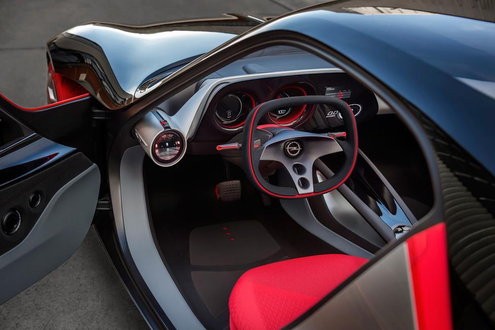 Nem bánnánk, hogy ilyen Opel-belsők is lennének