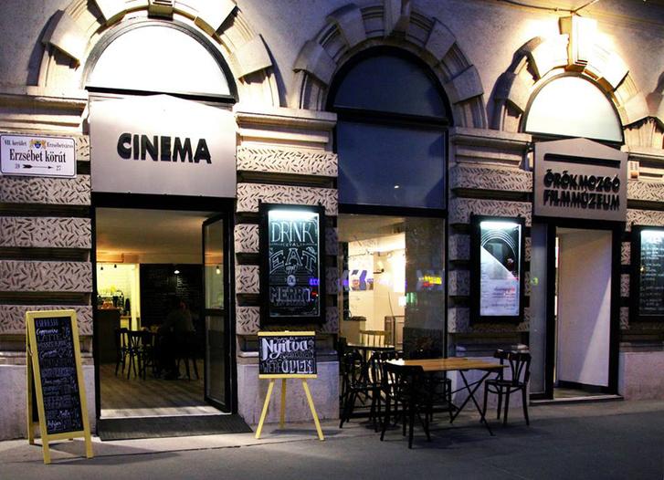 Az Örökmozgó Filmmúzeum a régi helyen