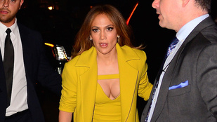 Jennifer Lopez rég volt ennyire ijesztő