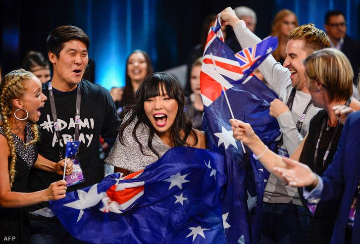 Dami Im, az idei Eurovízió ausztrál versenyzője