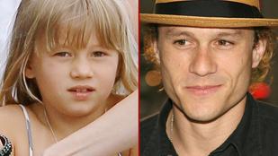 Heath Ledger kislánya egyre jobban hasonlít a színészre