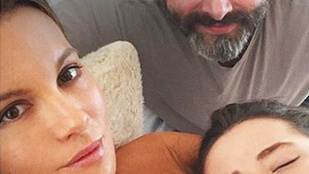 17 év után reprodukálta szülés utáni fotóját Kate Beckinsale