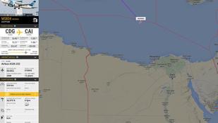 Megtalálták az eltűnt EgyptAir repülőgép maradványait