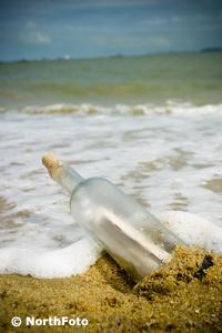 Ez nem az a palack, csak illusztráció