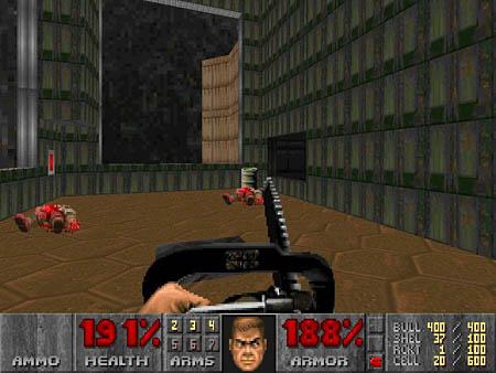 Komoly gamer chainsaw-val álmodik
