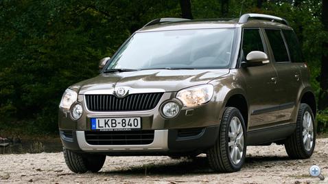 Klasszikus SUV arányokkal: széles, magas és rövid