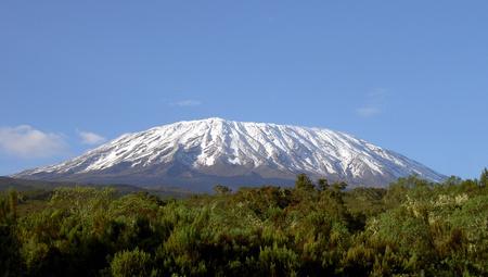 Mt. Kilimanjaro 12.2006