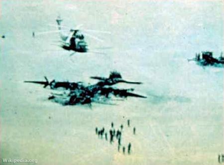 A balsikerű akcióban lezuhant gépek