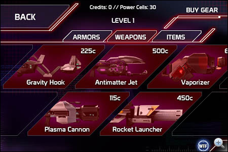 Fegyverek pénzért