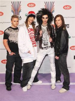 Tokio Hotel - Ők idén is elmennek
