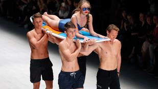 Ők nem hullámon, hanem férfiakon szörföltek