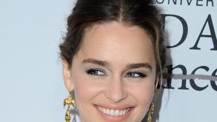 Emilia Clarke teljesen dilis, de ezért még jobban imádjuk!