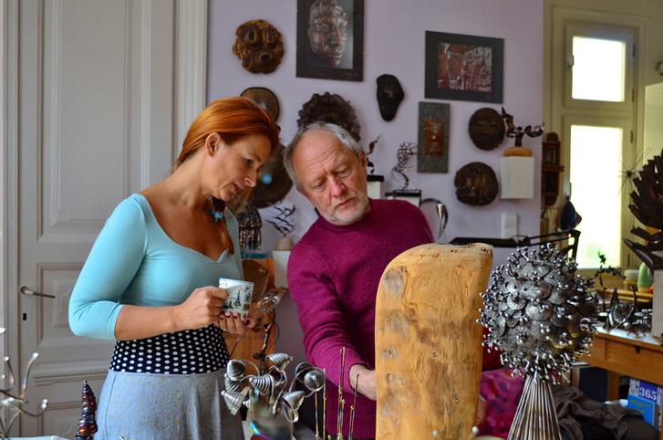 Ur Eleonóra és Rozsnyay Béla