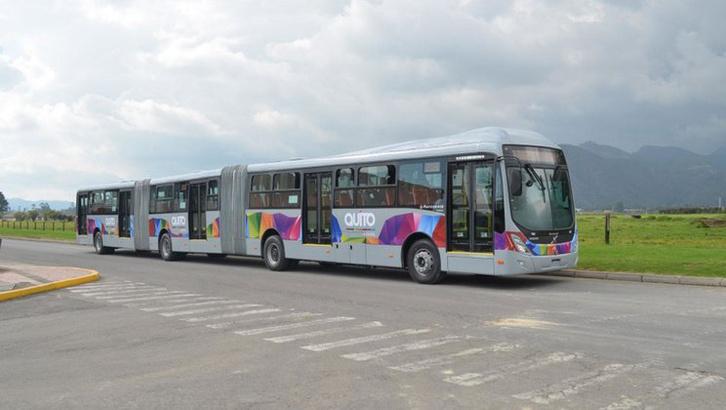A NABI BRT az egyik legsikeresebb magyar busztípus