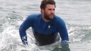 Biztos, hogy szeretne úgy szörfözni, mint Liam Hemsworth