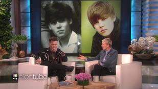 És az megvan, hogy Johnny Depp hasonlított Justin Bieberre?