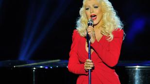 Christina Aguilera mégsem fog énekelni Whitney Houston hologramjával