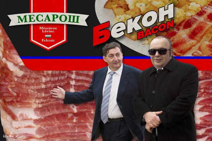 A híres Puskás baconból 2013-ban Kiss Szilárd cége is vásárolt