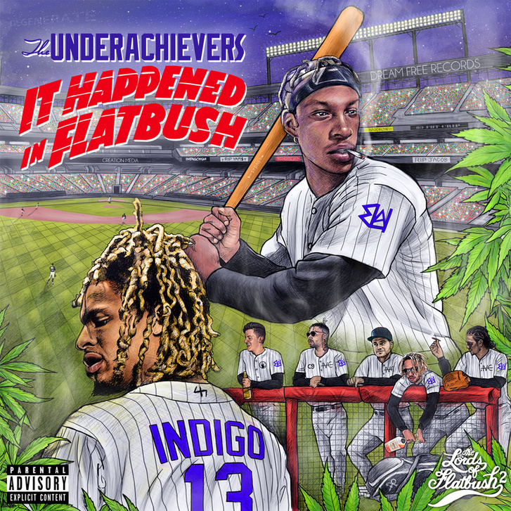 The Underachievers It Happened In Flatbush-front-large
