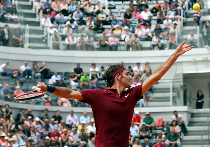 Roger Federer sérülés miatt nem indul