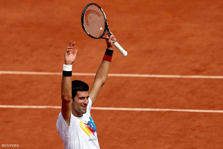 Novak Djokovicsnak már csak ez hiányzik