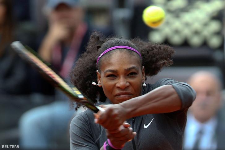 Serena Williams az első kiemelt a nőknél