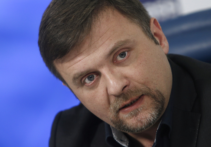 Mateusz Piskorskit a múlt héten tartóztatták le