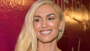 Igen, ő itt a szerelmes Gwen Stefani