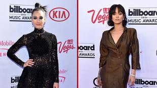 Döntsön: Jessica Alba vagy Rihanna szettje a váratlanabb?
