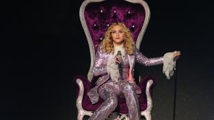 Madonna így búcsúztatta Prince-t